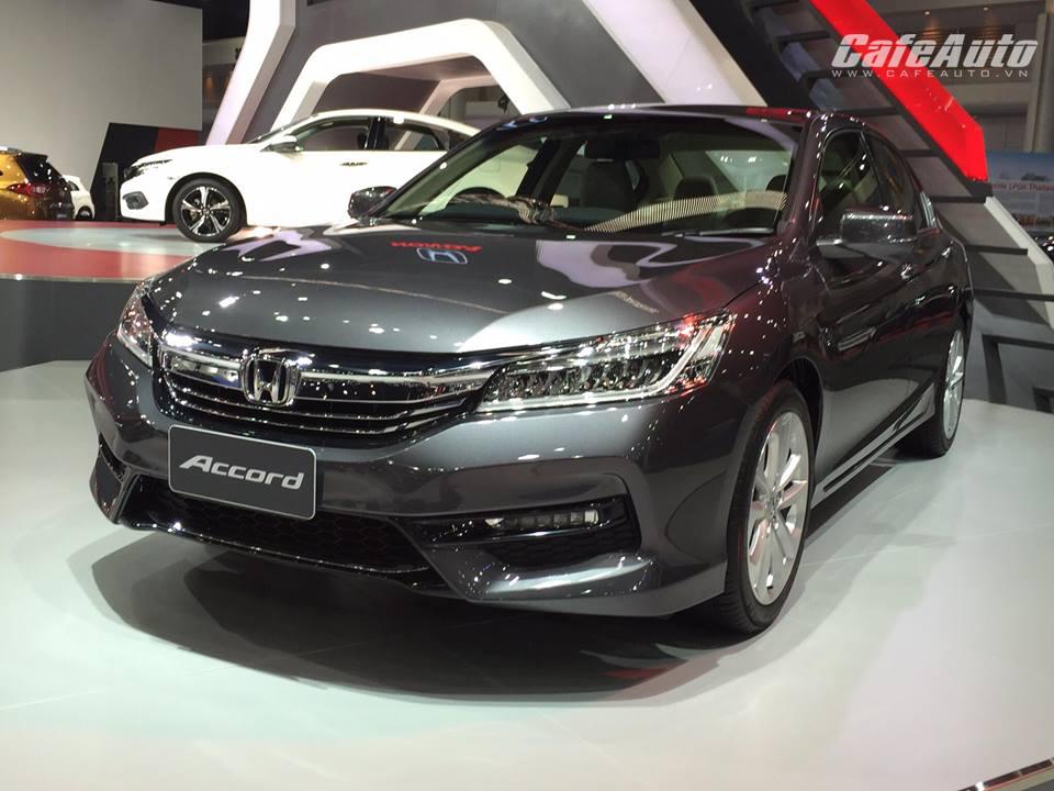 Xem trước dàn xe hấp dẫn tại Bangkok Motor Show 2016 - ảnh 6