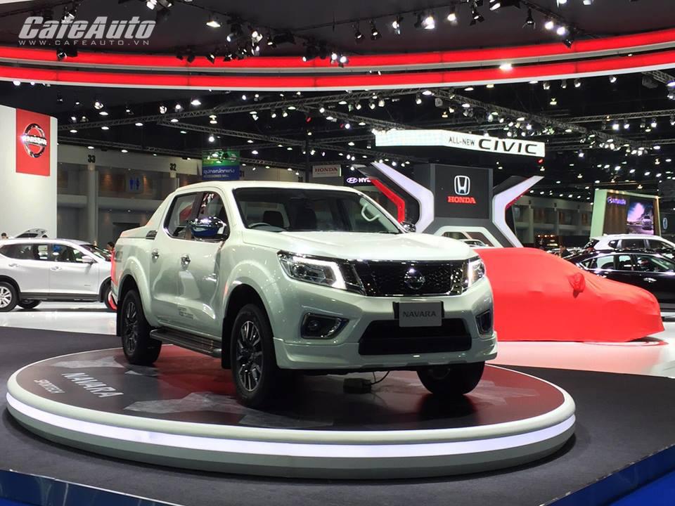 Xem trước dàn xe hấp dẫn tại Bangkok Motor Show 2016 - ảnh 7