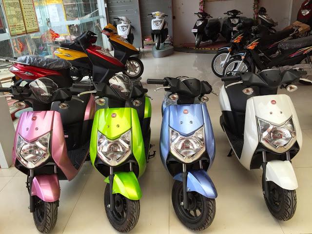 Xử phạt xe máy điện không đăng ký từ 01/7