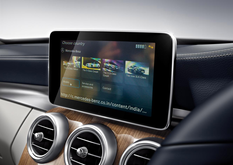 Comand-Mercedes-infotainment-system