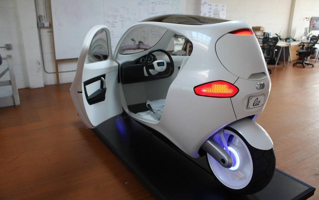 Xe-điện-C1-Lit-Motors