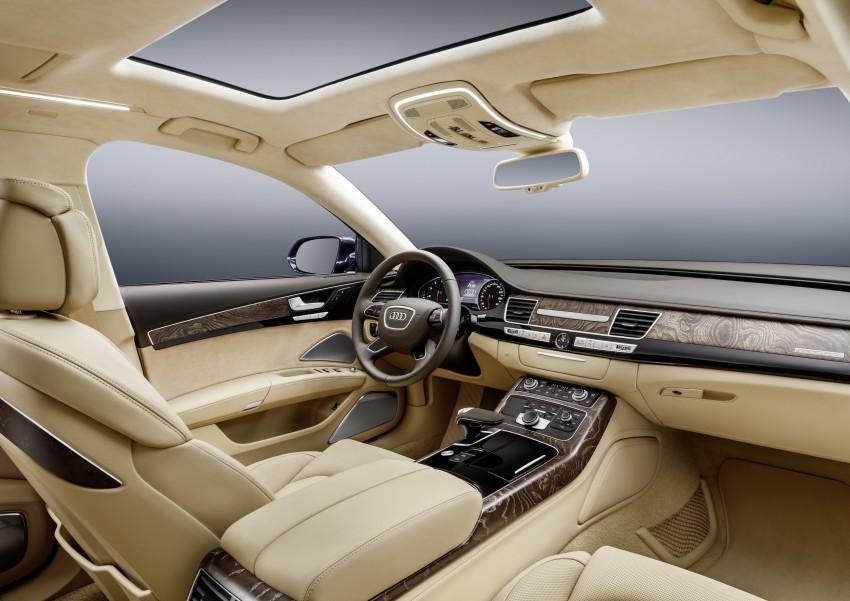 Nội-thất-Audi-A8L