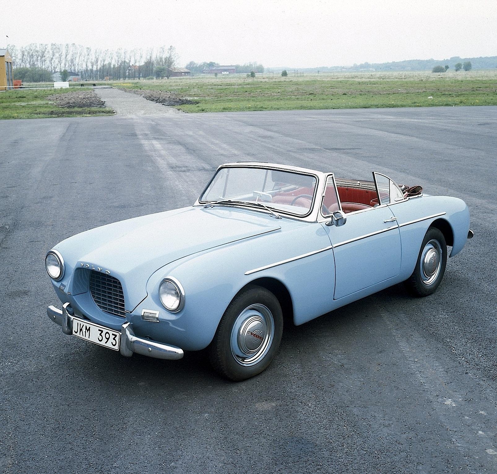 Volvo-P1900-1956