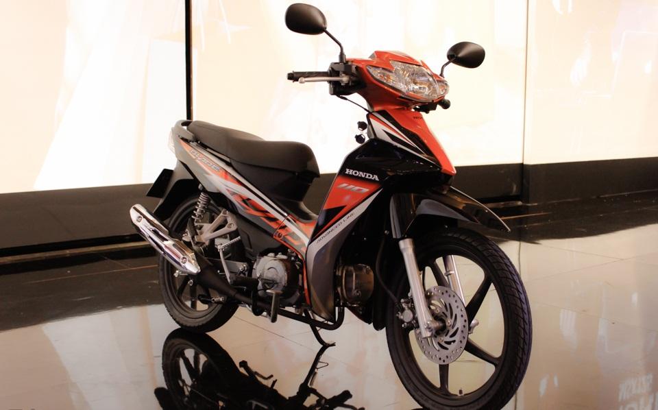 Honda-Blade-110-2