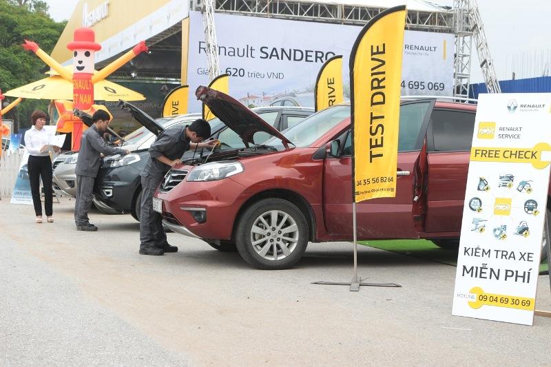 Renault-trưng-bày-lái-thử-tại-Thái-Nguyên-và-Vũng-Tàu