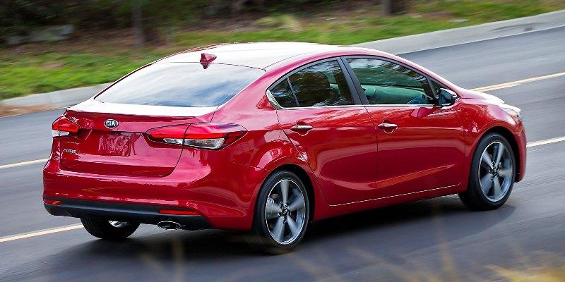 Kia K3 2017 giá bao nhiêu? các phiên bản và khả năng vận hành 5