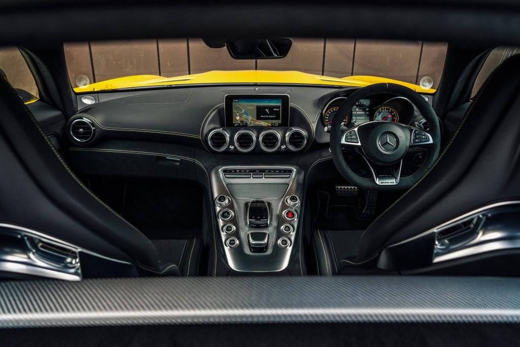 Mercedes-AMG GT 2017 giá bao nhiêu? Khi nào bán ra thị trường? 5