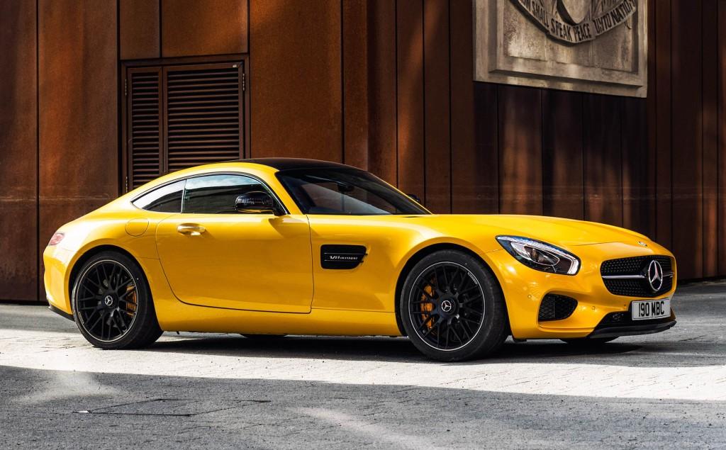 Mercedes-AMG GT 2017 giá bao nhiêu? Khi nào bán ra thị trường? 3