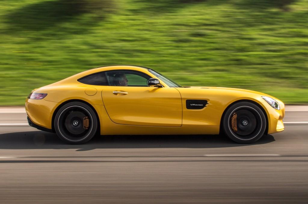 Mercedes-AMG GT 2017 giá bao nhiêu? Khi nào bán ra thị trường? 7