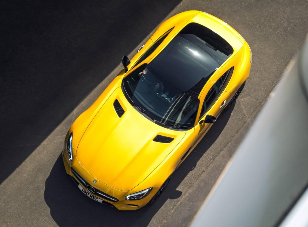 Mercedes-AMG GT 2017 giá bao nhiêu? Khi nào bán ra thị trường? 4
