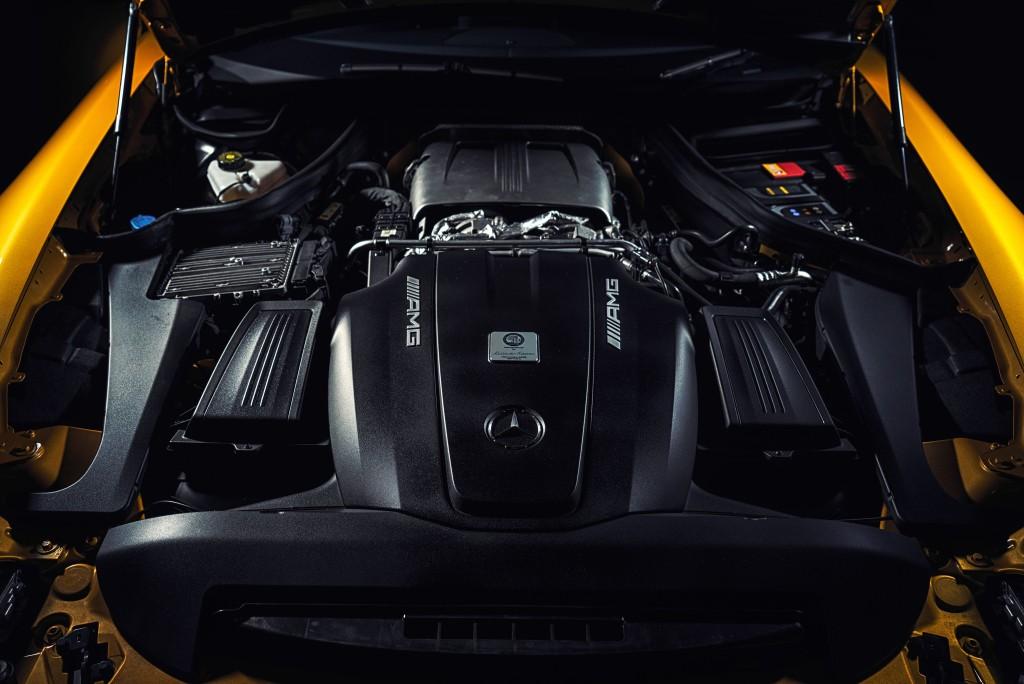 Mercedes-AMG GT 2017 giá bao nhiêu? Khi nào bán ra thị trường? 6
