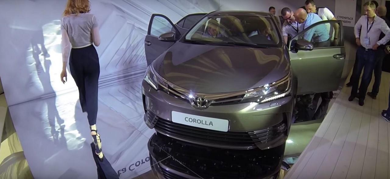 Toyota Altis 2017 sẽ được bày bán vào tháng 8 năm nay 3