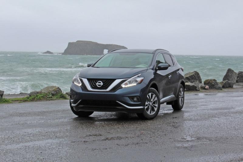 Nissan chính thức ra mắt Murano Hybrid