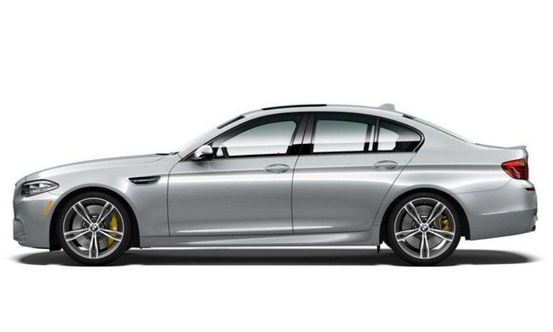 BMW- giới -thiệu- M5 -với -số -lượng -giới -hạn