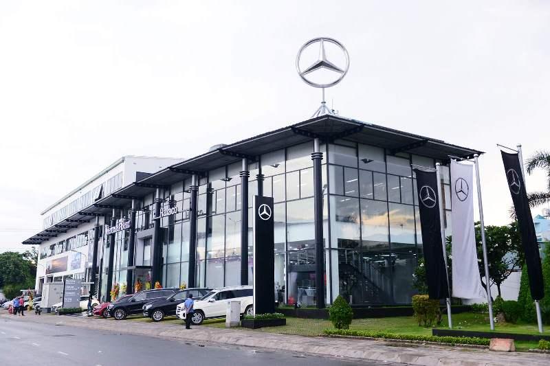 Mercedes-Benz-Việt Nam-nâng-cấp-đại-lý-Haxaco-Võ-Văn-Kiệt