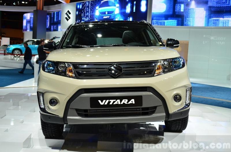 Suzuki -Vitara -dự- định- ra -mắt- ở-Argentina -trong- tháng- 9