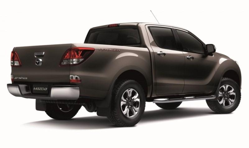 Mazda- BT-50- thế- hệ -mới -sẽ- được- xây- dựng- dựa- trên- Isuzu- D-max