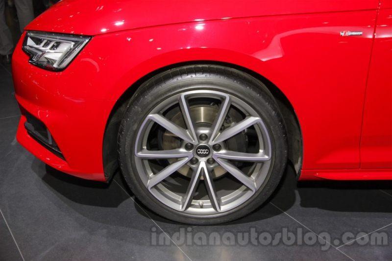 Audi A4 2016 sẽ được bán tại Ấn Độ vào tháng 9 tới 4
