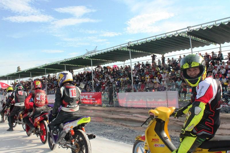 Kết -thúc- vòng- 10- giải- đua- xe -chuyên -nghiệp- toàn- quốc