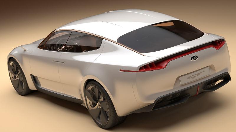 Kia GT 2017 sẽ có 2 phiên bản tiêu chuẩn và thể thao để lựa chọn 2