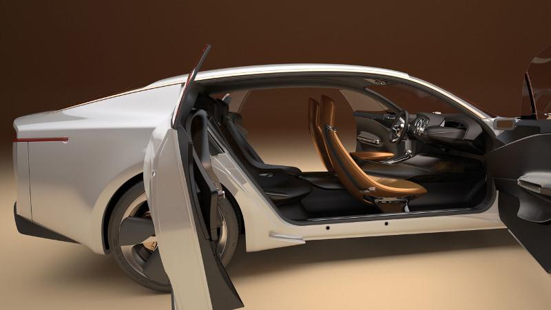 Kia GT 2017 sẽ có 2 phiên bản tiêu chuẩn và thể thao để lựa chọn 3