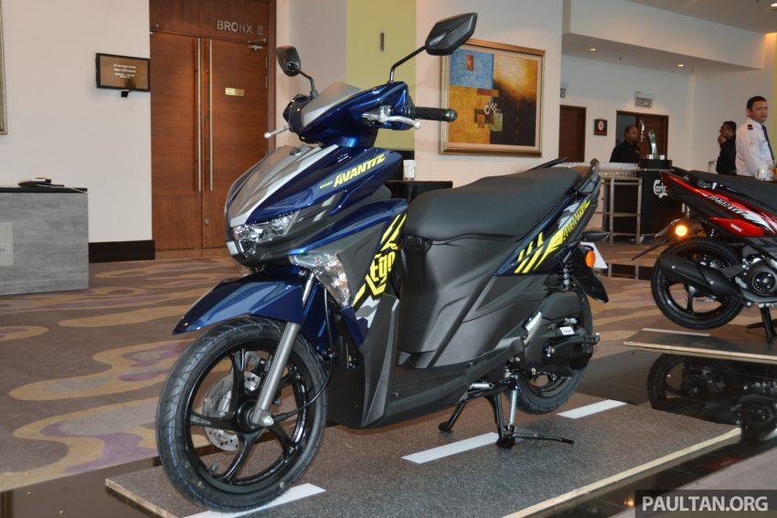 Ra mắt Yamaha Ego Avantiz 2016, mẫu xe tay ga mới với giá 31,5 triệu VNĐ 3