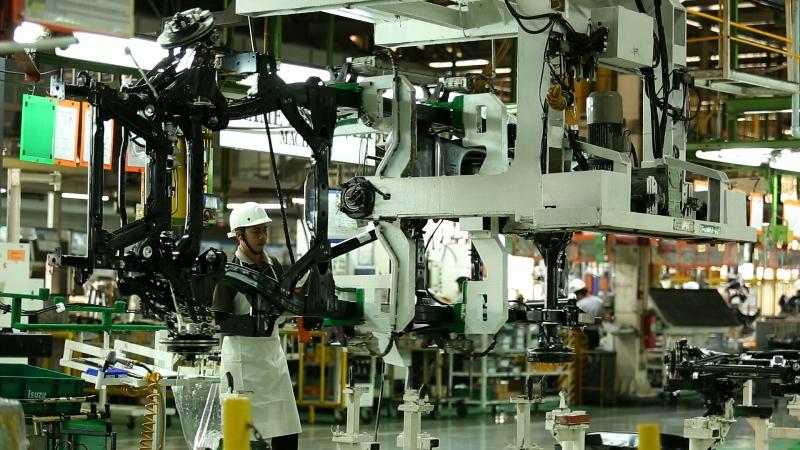 Tham quan nơi sản xuất Isuzu MU-X nhà máy Samrong tại Thái Lan 6