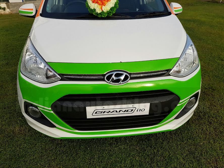 Hyundai Grand i10 có thêm phiên bản Independence Edition 1