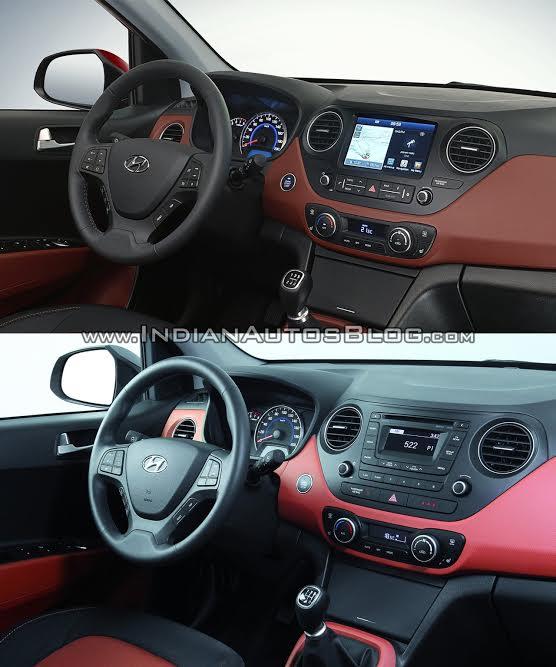 Nội và ngoại thất Hyundai Grand i10 2021 2021 và thế hệ cũ khác nhau gì? 4