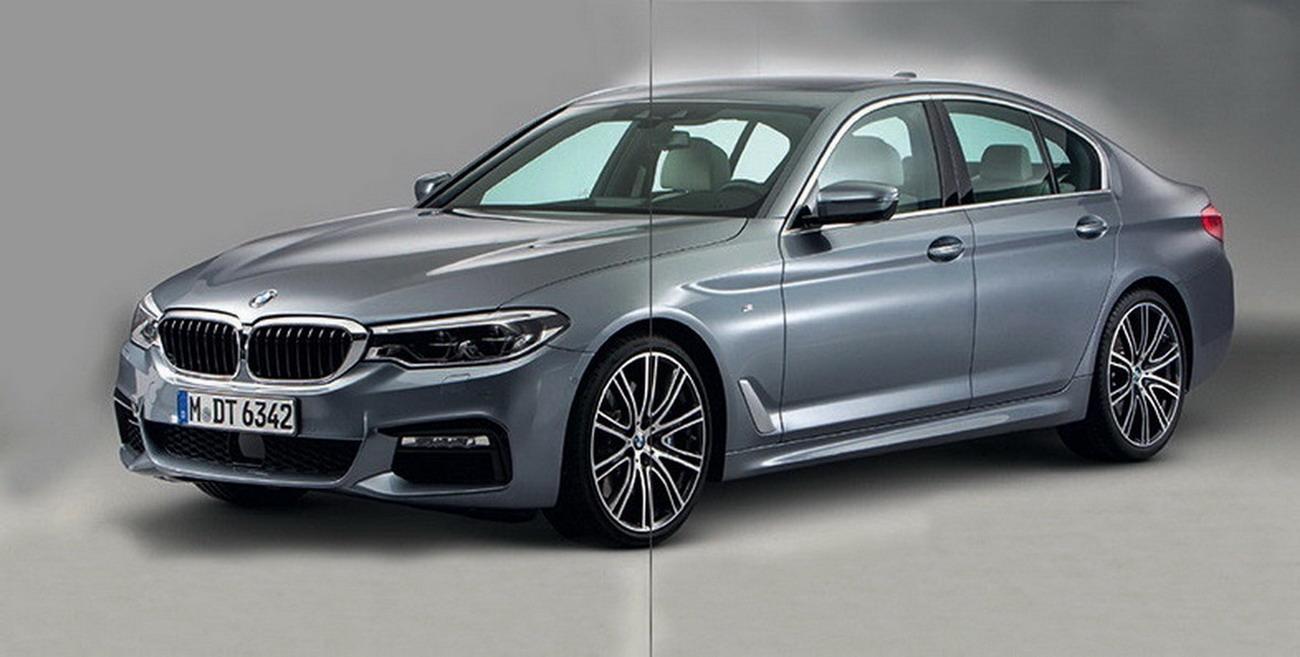Đánh giá xe BMW 5 Series 2017: nâng cấp thiết kế mạnh ở nội và ngoại thất 2