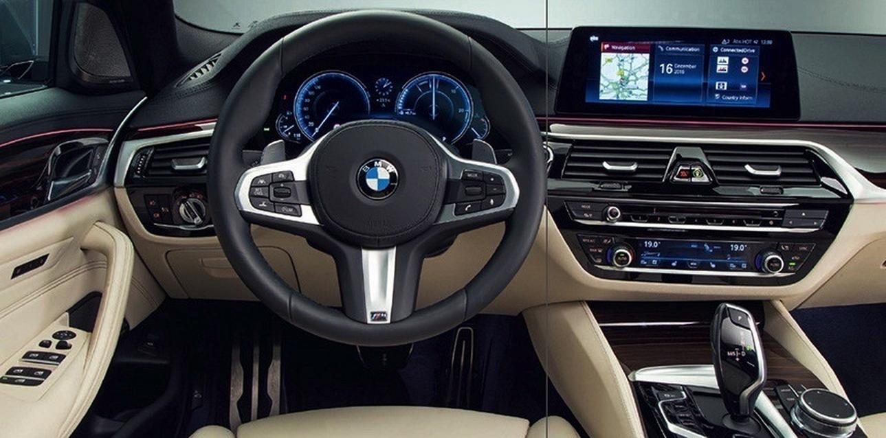 Đánh giá xe BMW 5 Series 2017: nâng cấp thiết kế mạnh ở nội và ngoại thất 3