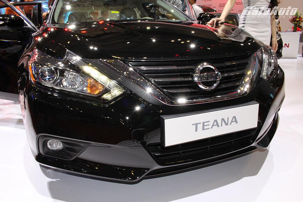 Giá xe Nissan Teana 2017 khởi điểm từ 1,49 tỷ VNĐ tại Việt Nam 5