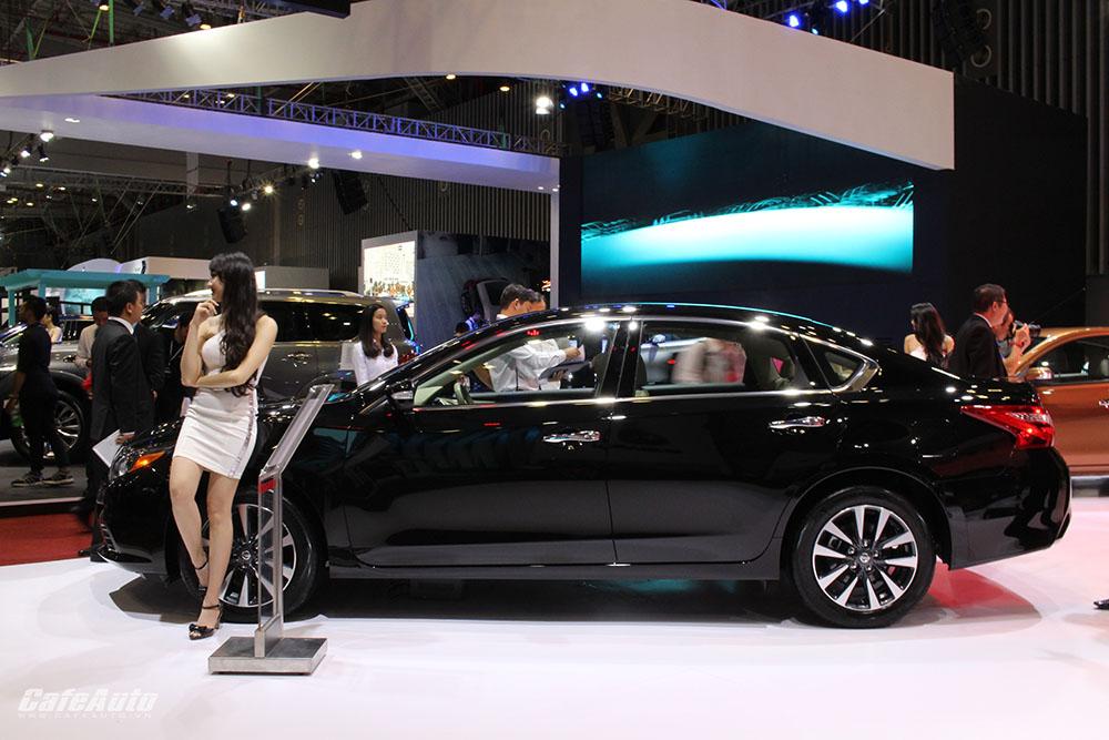 Giá xe Nissan Teana 2017 khởi điểm từ 1,49 tỷ VNĐ tại Việt Nam 3