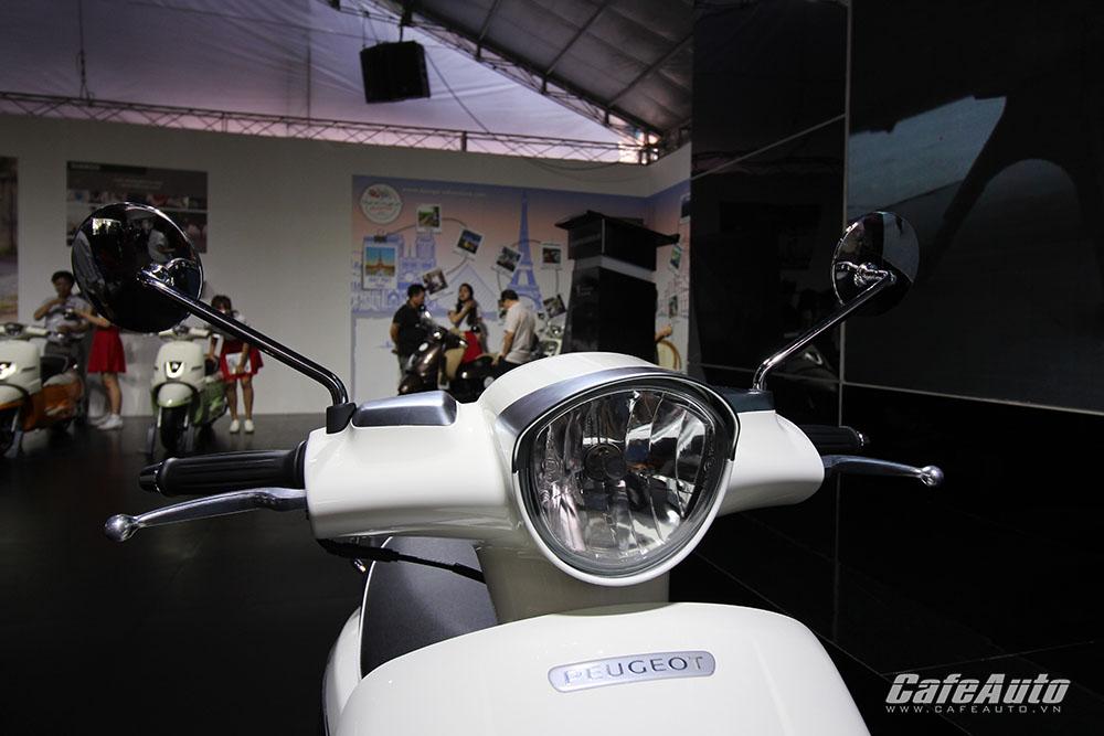 Chi tiết xe tay ga Peugeot Django mới ra mắt tại Việt Nam 3