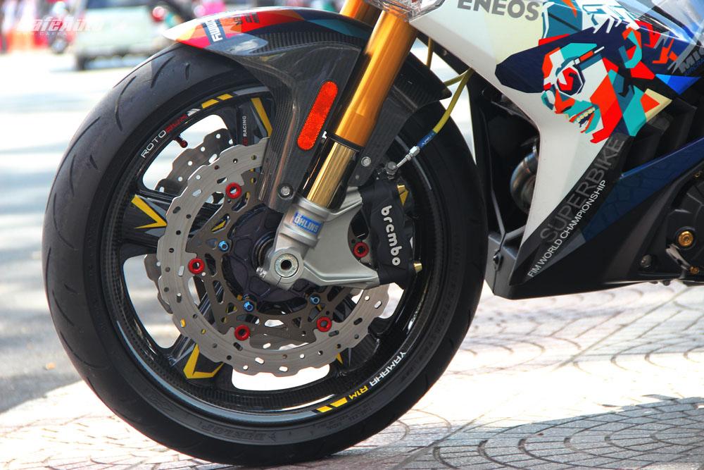Ngắm Yamaha Exciter độ hàng khủng tại Việt Nam 5