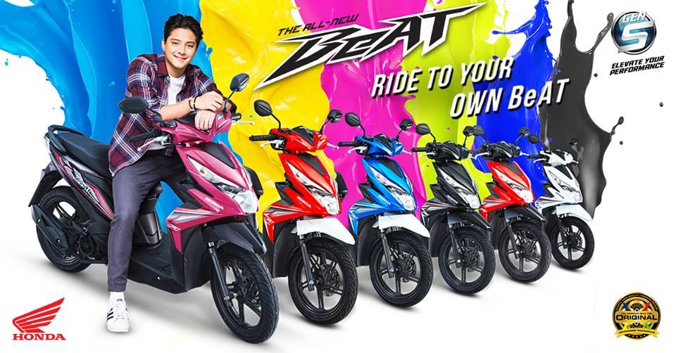 Honda Beat có mặt tại Philippines, giá từ 29 triệu đồng 3